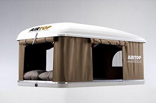 ZELT AUTODACHZELT CAMPING DACHZELT OFFROAD-SUVS AIR TOP MEDIUM SAFARI ATS/02